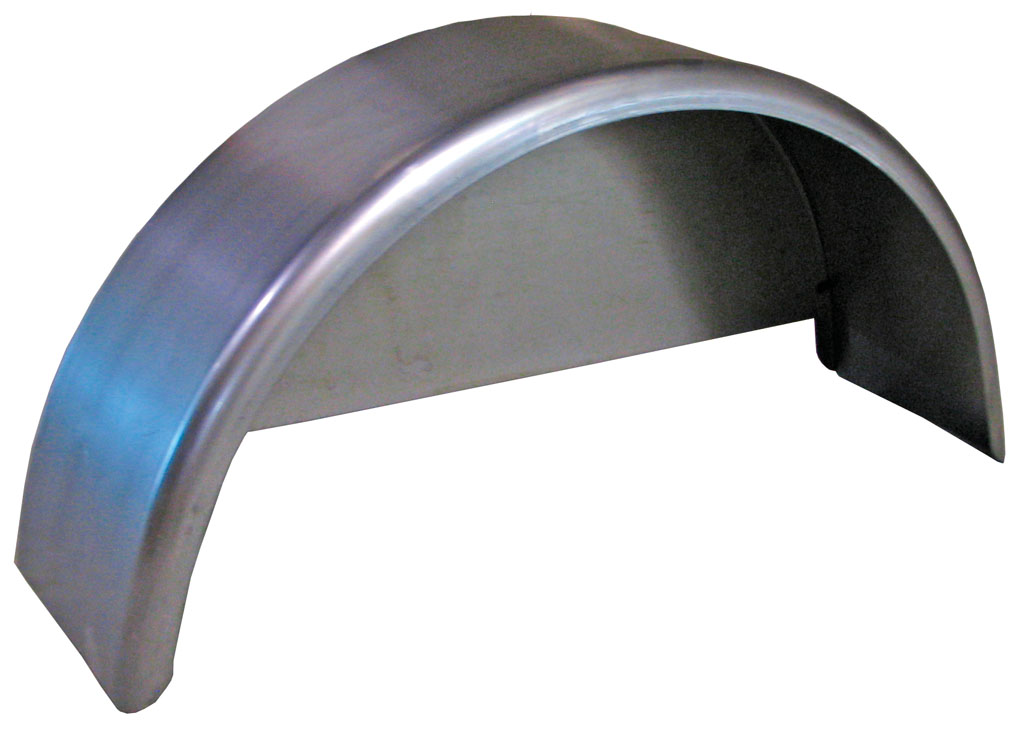 Tandem Trailer Fenders With Backs : Fenders with or without pre cut radius
